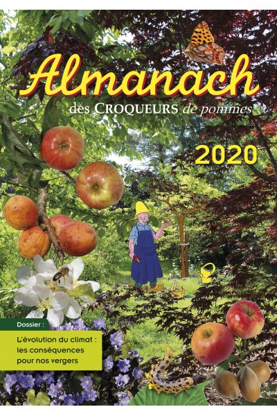 Almanach 2020 des croqueurs de pommes
