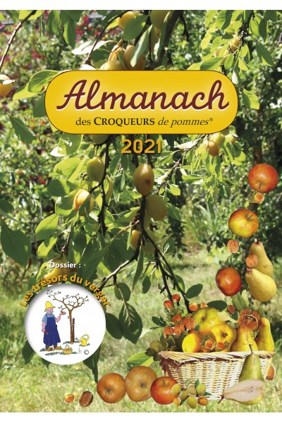 Almanach 2021 des croqueurs de pommes