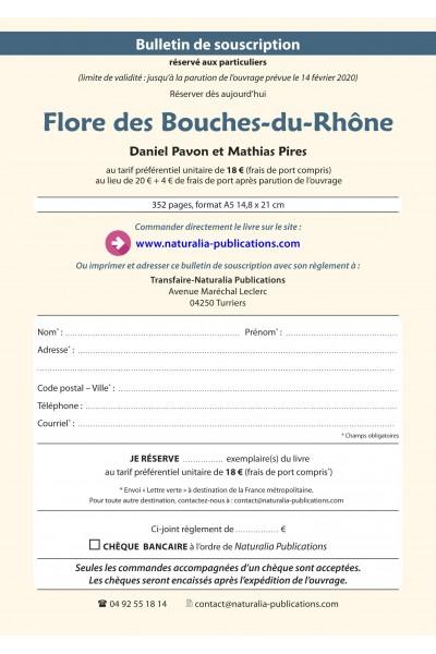 Flore des Bouches-du-Rhône