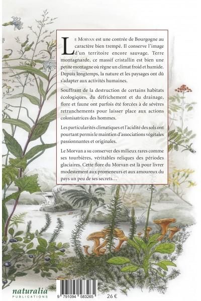 Flore du Morvan. 625 espèces illustrées
