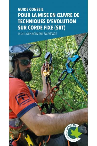Guide pour la mise en œuvre de techniques d'évolution sur corde fixe