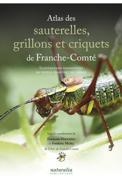 Atlas des orthoptères de Franche-Comté