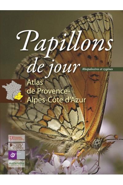 Papillons de jour : Atlas de Provence-Alpes-Côte d'Azur