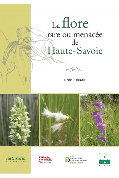 La Flore rare ou menacée de Haute-Savoie