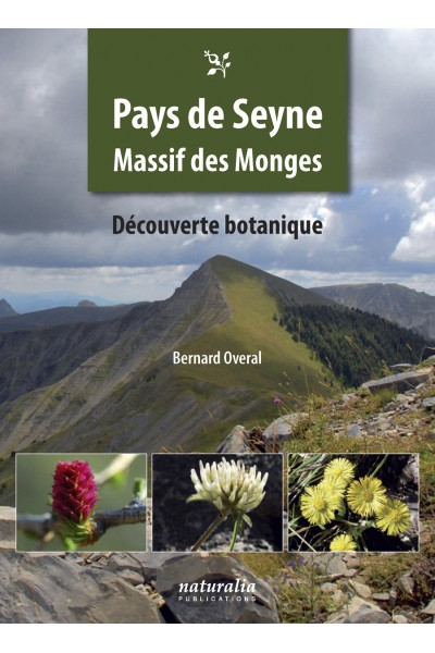Pays de Seyne, massif des Monges.