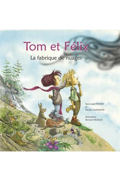 Tom et Félix. La fabrique de nuages