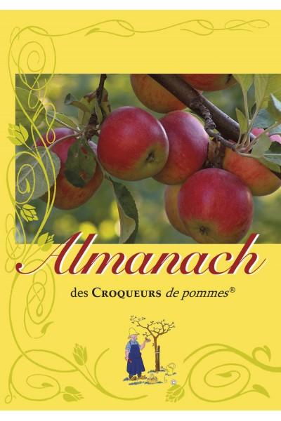 Almanach 2017 des croqueurs de pommes